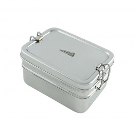 Leak Resistant Two Tier Lunch Box - Buruni