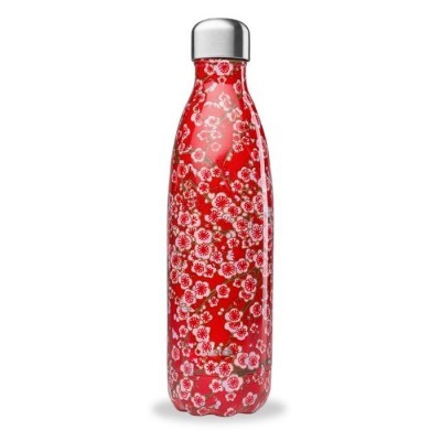 Insulated Stainless Steel Bottle - Brushed 260ml