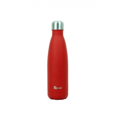 Insulated Stainless Steel Bottle - Granite Spicy Red - 500ml