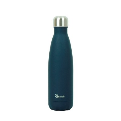 Insulated Stainless Steel Bottle - Granite Blue - 500ml