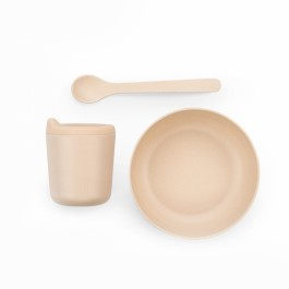 Bamboo Feeding Set