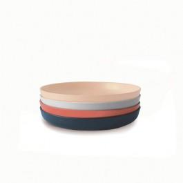 Σετ από 4 Bamboo μικρά πιάτα - Scandi Set