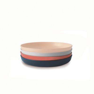 Set of 4 Bambino small plates - Scandi Set