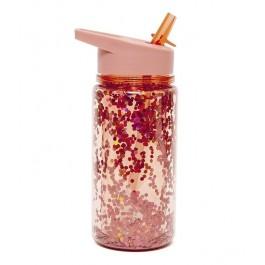 Μπουκάλι με Glitter - Peach Blossom