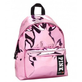 Back Bag for kids - Drop Trendy - Pink Mirror