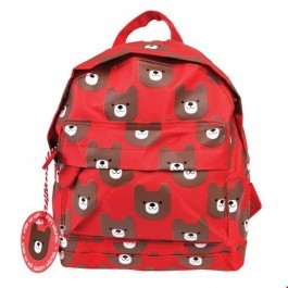 Mini Back Pack - Bruno the Bear