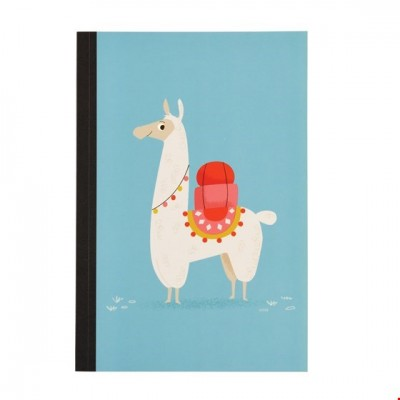 Notebook A5 - Dolly Llama