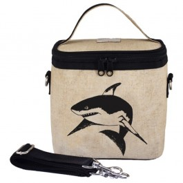 Large Cooler Bag- Black Shark