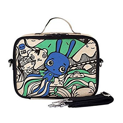 Insulated Lunch Box- Pixopop Flying Stich