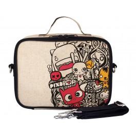 Ισοθερμική τσάντα φαγητού - Pixopop Pishi & Friends