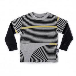 Παιδικό T-Shirt  Spiral - Γκρι