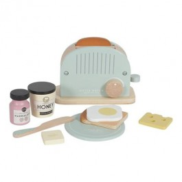 Set of Wooden Toaster
