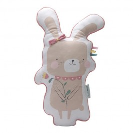 Cushion bunny 45 cm - adventure pink, Little Dutch