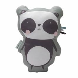Μαξιλάρι Panda Adventure Mint 45εκ