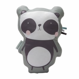 Cushion Panda 45 cm - adventure mint, Little Dutch