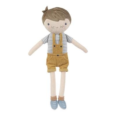 Κούκλα Jim 35cm- Little Dutch