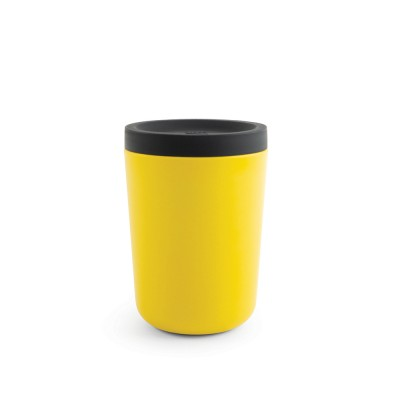 Bamboo Ποτήρι του καφέ- Travel Mag Lemon