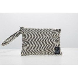 Waterproof Bag Woven - Gold