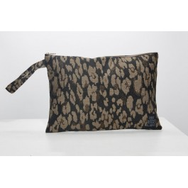 Waterproof Bag Woven - Leo Bronze