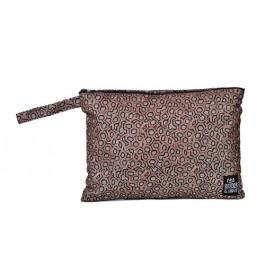 Waterproof Bag Woven - Bronze Metallic