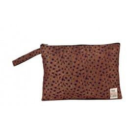 Waterproof Bag Woven - Red Bronze Metallic
