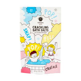 Crackling Bath Salts Nailmatic - Μπλε
