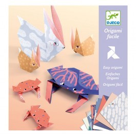 Origami - Οικογένεια ζώων
