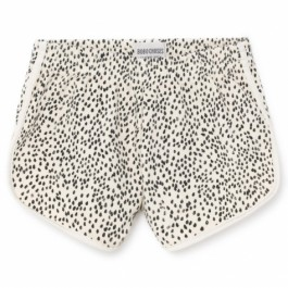 Leopard Runner Short- Bobo Choses