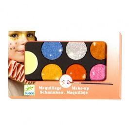 Σετ μακιγιαζ σε  χρώματα - Μεταλλικά