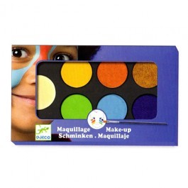 6 Colour Makeup Pallete