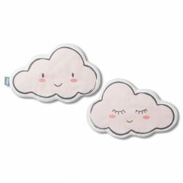 Διπλής όψης μαξιλάρι Σύννεφο ροζ- Snap the moment
