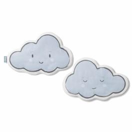 Διπλής όψης μαξιλάρι Σύννεφο γαλάζιο- Snap the moment