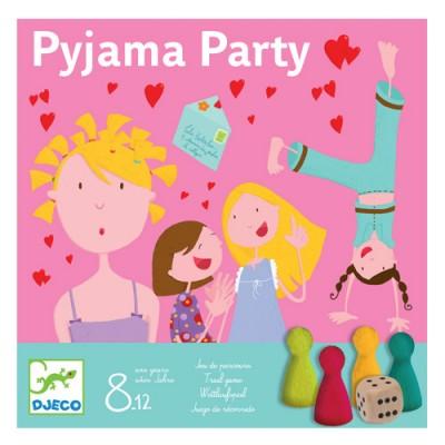 Επιτραπέζιο διασκεδαστικό παιχνίδι - Pyjama Party