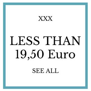 λιγότερο από 19,50 E