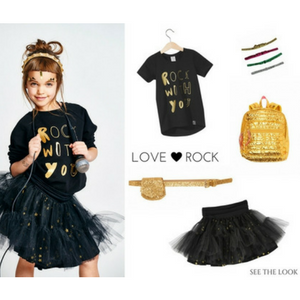 smart buy for girl - rock love