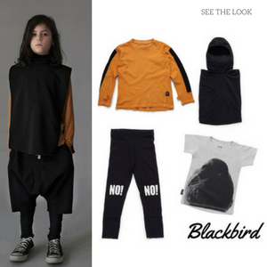 smart buy for boy - blackbird