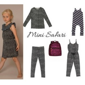 smart buy for girl - safari look